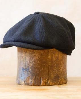 Melton Wool Baker Cap