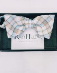 Rory Hutton Checker Bowtie