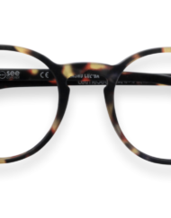 SeeConcept Reading Glasses #D Tortoise