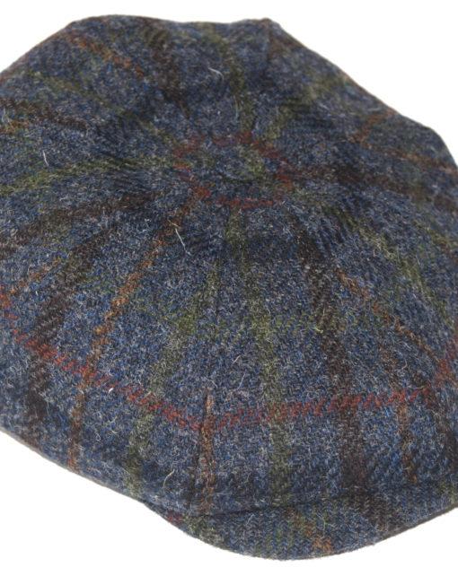 Navy Tweed Baker