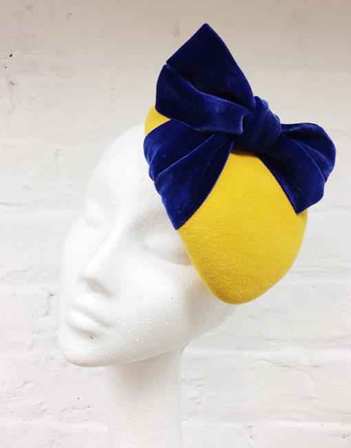 Bright Yellow Minnie Poppit