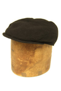 Wool Flat Cap