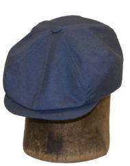 Linen Baker Cap