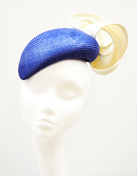 Blocked beret by Camilla Rose
