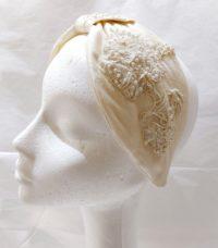 retro style headband