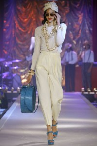 Charlotte Olympia Spring 2017 Ready-to-Wear Fashion Show