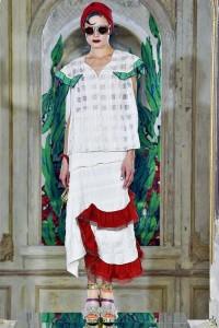 Tsumori Chisato Spring 2017 Ready-to-Wear Fashion Show