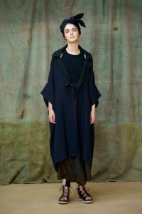 Y's Yohji Yamamoto Spring 2017 Ready-to-Wear Fashion Show