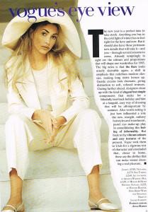 Vogue Review