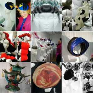 London Hat Week Exhibtion