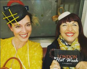London Hat Week's Fabulous Organisers